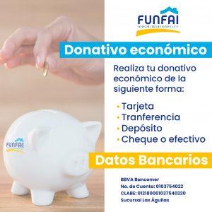 donativo económico